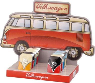 """VW """"Samba"""" Piezo-Feuerzeug sortiert"""