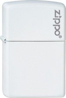 """Org.ZIPPO weiß  """"Zippo Logo"""" 60001270"""