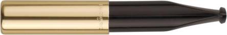 DENICOTEA Zigarettenspitze Automatic gold/Sattel