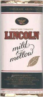 LINCOLN Mellow Mixture  50gr