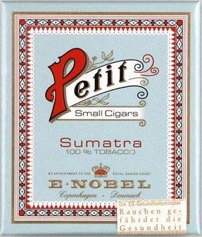 NOBEL PETIT Sumatra - 20x0,485