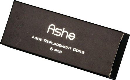 Verdampferkern für CIGGI Ashe 1.0 Ohm, Inhalt 5 Stück