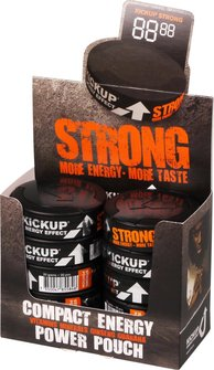 "KICKUP ""Strong"" 20 Beutel à 1gr. in Dose"