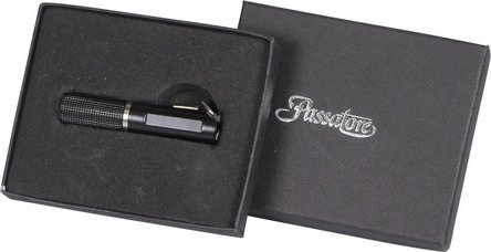 PASSATORE Rundcutter schwarz/Chromring  9mm Schnitt