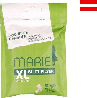 MARIE nature's friends XL Slim Filter Inhalt 120 Filter