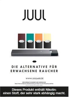 JUUL Poster A1 (ca. 60 x 84cm)