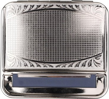 """Zigarettenrollbox """"CIGGI"""" aus Metall"""