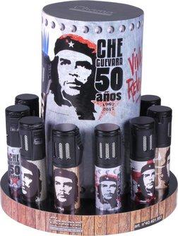 "CHAMP Triple-Turbo-Feuerzeug ""Che Guevara"" blaue Flamme sort"