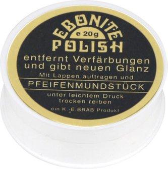Ebonite Polish für das Pfeifenmundstück 20g