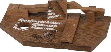 Schnupfmaschine Spessart         27x15cm
