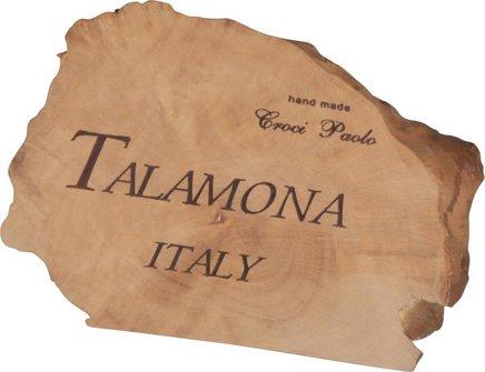 "Deko-Bruyèreholzplatte ""Talamona"""