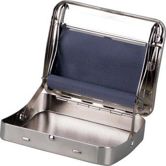 "Zigarettenrollbox ""SLIM"" aus Metall"