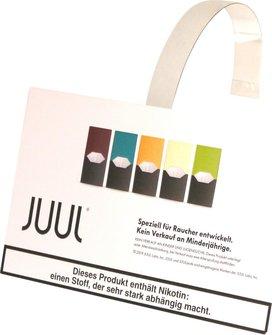 JUUL Wobbler ca. 13 x 18 cm (2er Pack)