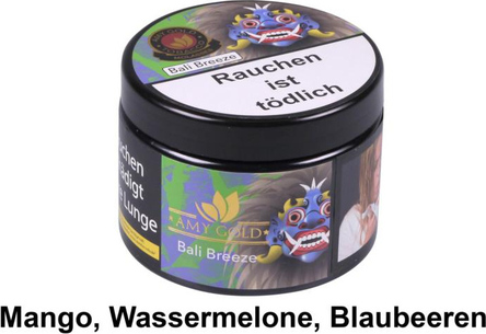 "WP-Tabak Amy Gold ""Bali Breeze"" in Dose 200gr"