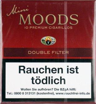 DANNEMANN Mini Moods  Double Filter - 10x0,35