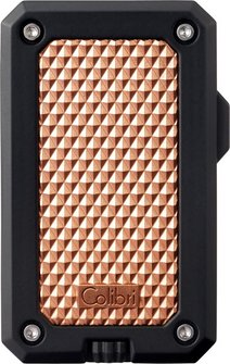 "COLIBRI ""Rally"" schwarz matt/rose Laser"