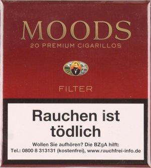 DANNEMANN Moods Filter - 20x0,335