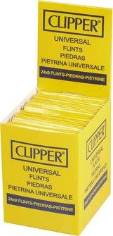 Clipper Feuersteine Inhalt 9 Steine in Blisterverpackung