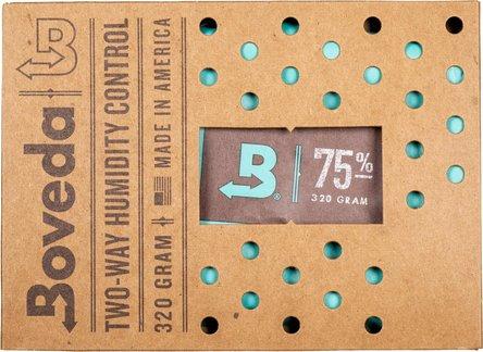 "Boveda Humidipak 2-way Humidifer 320gr. ""75"" 17.3x12.8x2cm"