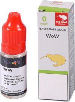 red kiwi FA Liquid WoW (Donut) None 10 ml