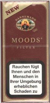 DANNEMANN Moods Filter 5er - 5x0,40