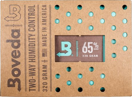 "Boveda Humidipak 2-way Humidifer 320gr. ""65"" 17.3x12.8x2cm"
