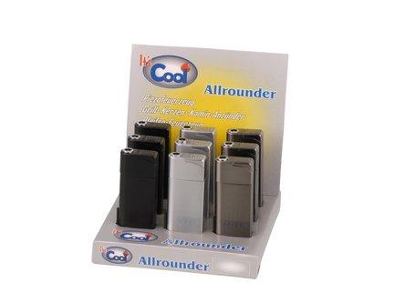 """COOL Mini-Anzünder """"Allrounder"""" ausziehbar sortiert Pz 11 cm"""