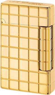 "DUPONT ""Initial"" Quadrate goldfarben 020801 Sz"