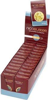 Nicobuster Filterspitzen 8mm Inhalt 30 Filterspitzen