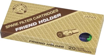 Friend Holder Ersatzfilter Inhalt 20 Filter
