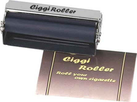 "Ciggi ""Roller"" aus Metall im 12er Display"
