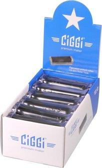 "Ciggi ""Twist"" Zigarettenroller aus Kunststoff transparent"