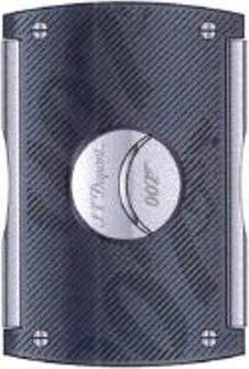 """DUPONT Cigarrencutter schwarz """"007"""" 21mm Schnitt 03416"""