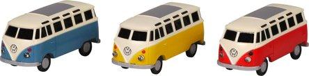 """CHAMP Spiral-Batterie-Anzünder """"VW Bus"""" USB sortiert"""