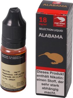 red kiwi Selection Liquid Alabama High 10ml