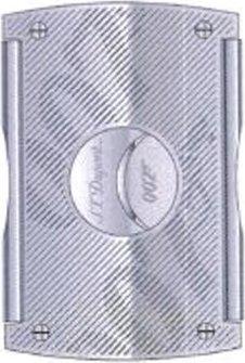 """DUPONT Cigarrencutter chrom """"007"""" 21mm Schnitt 03417"""