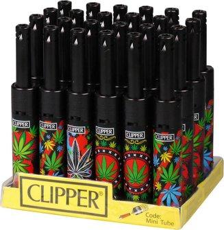 "Clipper Mini-Anzünder ""Leaves 5"" sortiert  11cm"