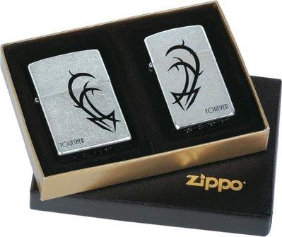 """Org.ZIPPO Set str.cr.sw""""Forever"""" 60001338"""