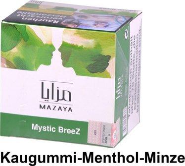 "WP-Tabak Mazaya ""Mystic BreeZ"" 200gr-Dose"