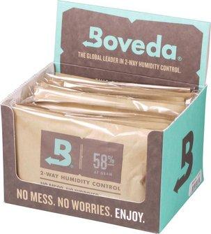 """Boveda Humidipak 2-way humidifier large """"58""""  13.4 x 8.7 cm"""