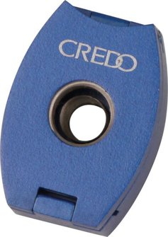 CREDO Cigarren Rundcutter oval 3-in-1 blau