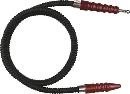 Schlauch für Modern-Shisha schwarz 150cm