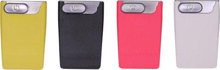 "COOL Spiral-Anzünder ""Skinny"" farbig so., mit USB-Ladekabel"