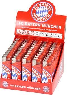 "Piezo-Mehrwegfeuerzeug ""FC Bayern München"""