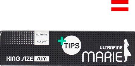 MARIE KING SIZE Ultrafine + Filter-Tips je 25Hf.