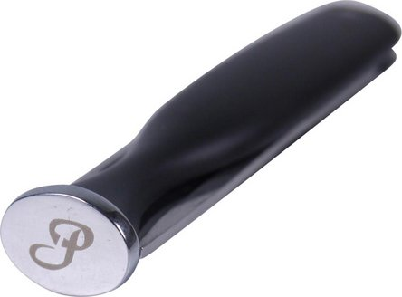 "Pfeifenbesteck ""Passatore"" schwarz matt  3-tlg."