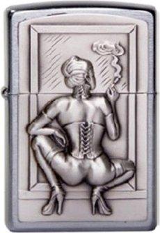 """Org.ZIPPO cr.geb.Pl.""""Smok.Woman"""" 1300127"""