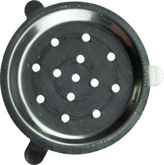 Metallsieb klein für Wasserpfeifen