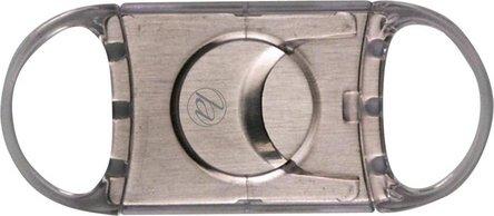 Cigarren-Abschneider Acryl transparent 23mm Schnitt