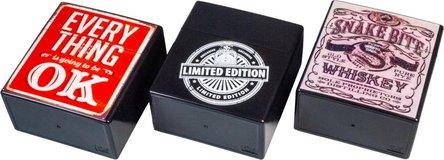 """Cool Box """"Pop up"""" farbig sortiert  50er"""